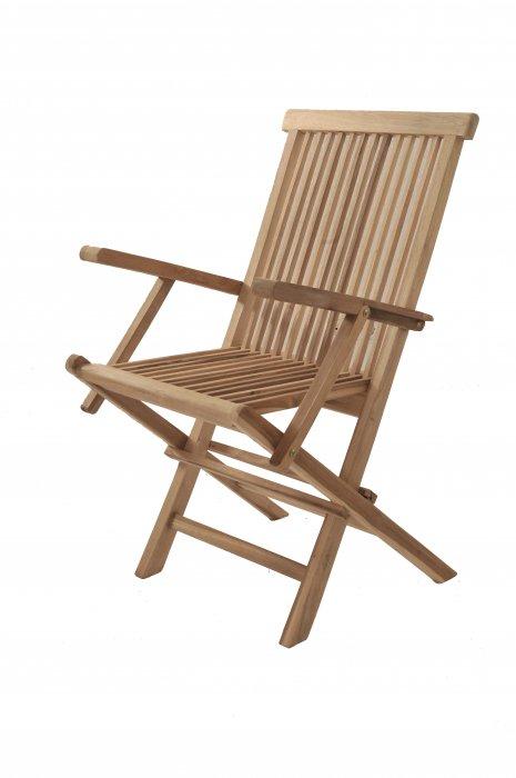 SAM® Balkonset Teakholz 3tlg Tisch 80 x 80 cm Armlehnstuhl RONDO | eBay
