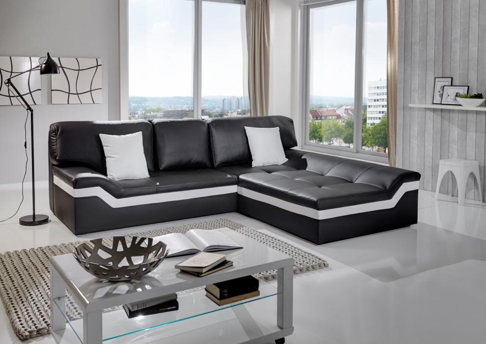 Sam Wohnlandschaft Ecksofa Polster Garnitur Eck Couch 270x220 Cm